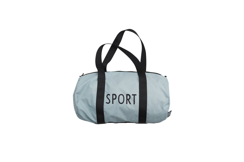 Design Letters Sports Bag Small - GREEN