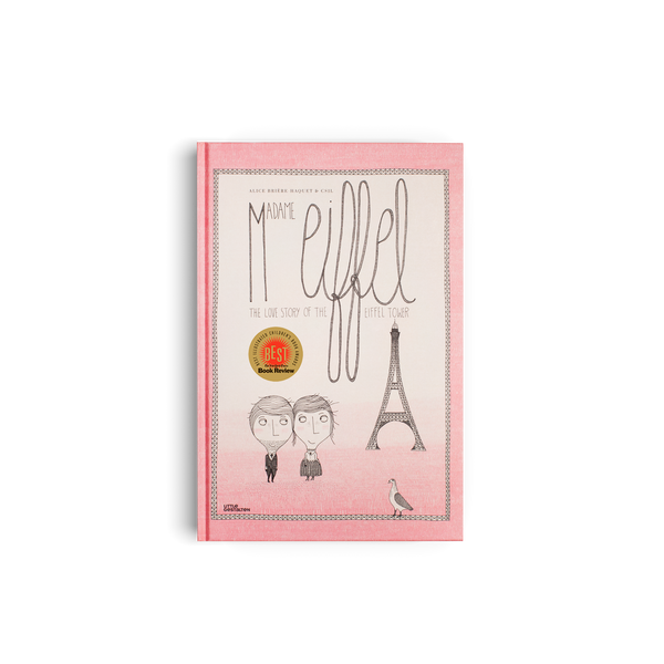 Madame Eiffel Kids Book by Gestalten