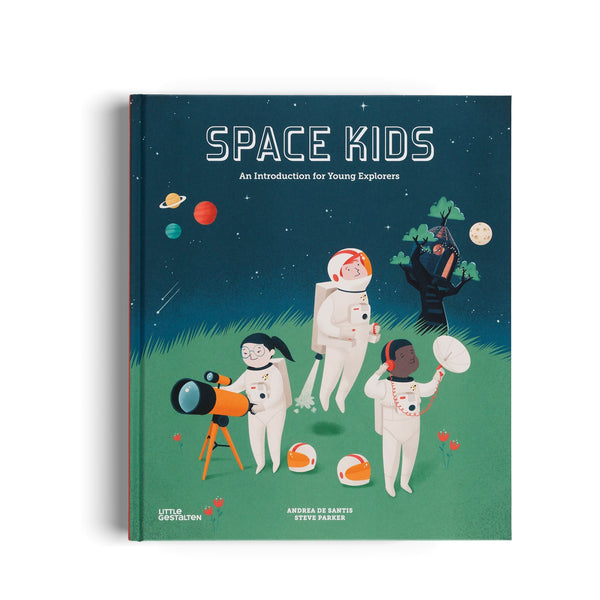 Spacekids Book by Gestalten