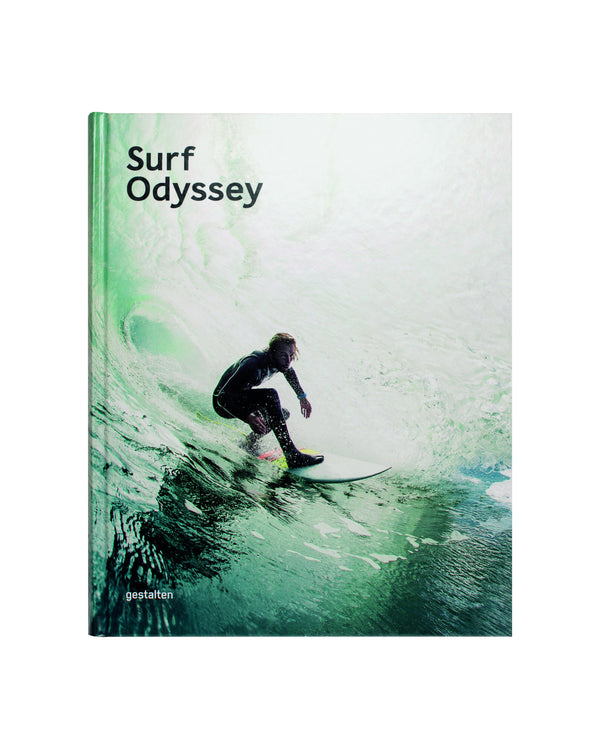 Surf Odyssey Book  edited by Gestalten