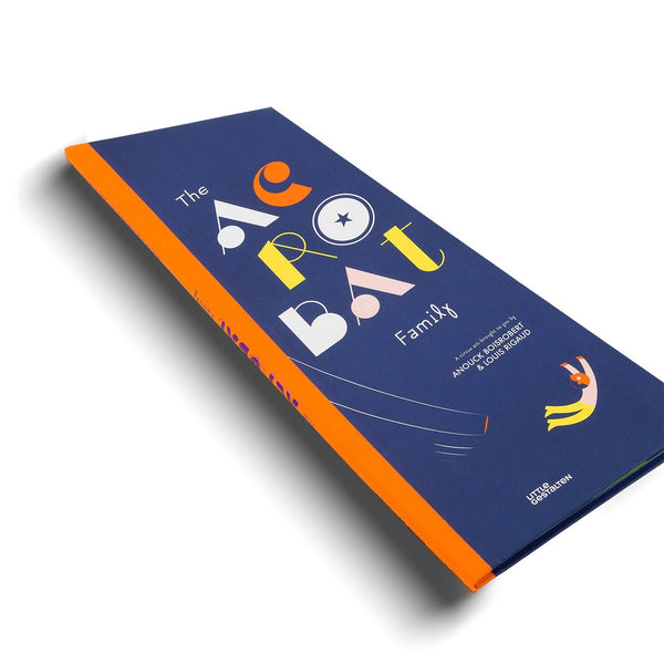 Acrobat Family Kids Book by Gestalten