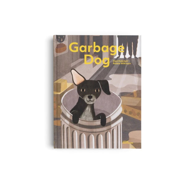 Garbage Dog Kids Book by Gestalten