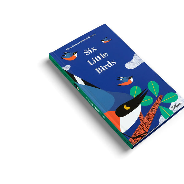 Six Little Birds Kids Book by Gestalten