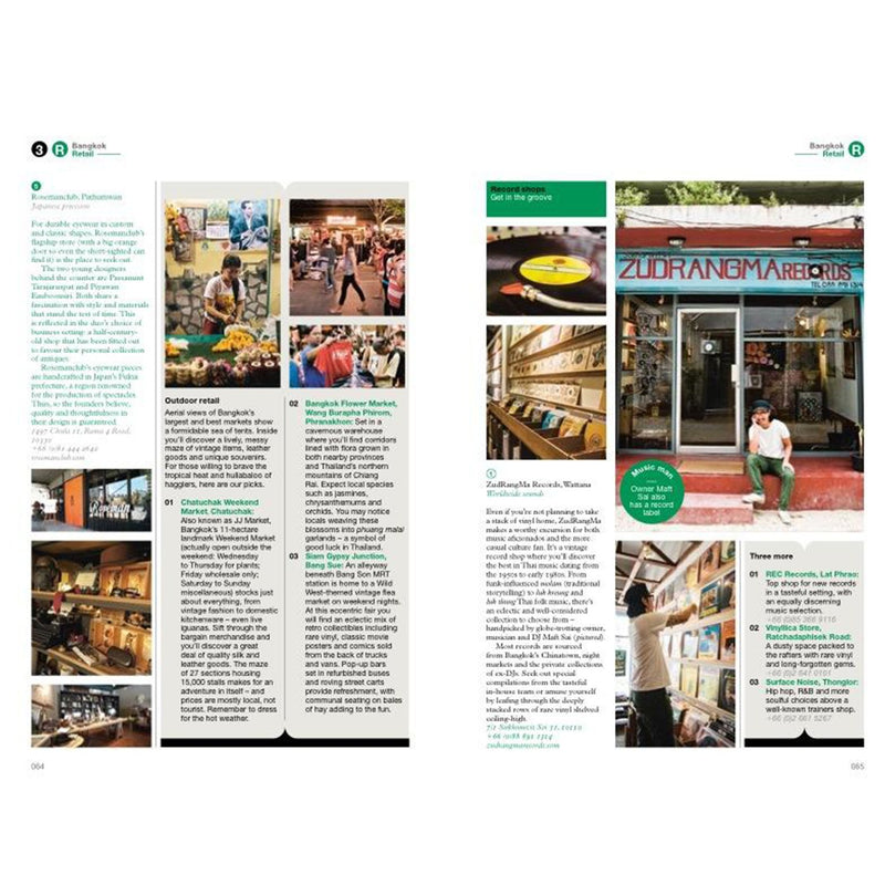 The Monocle Travel Guide to Bangkok