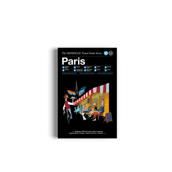 The Monocle Travel Guide to Paris