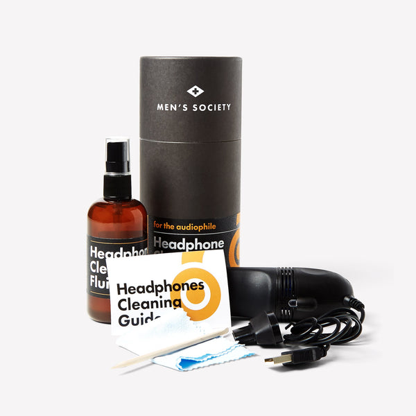 Men's Society Headphone Cleaning Kit