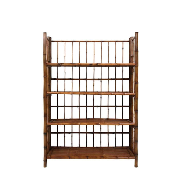 HK living Bamboo Folding Rack