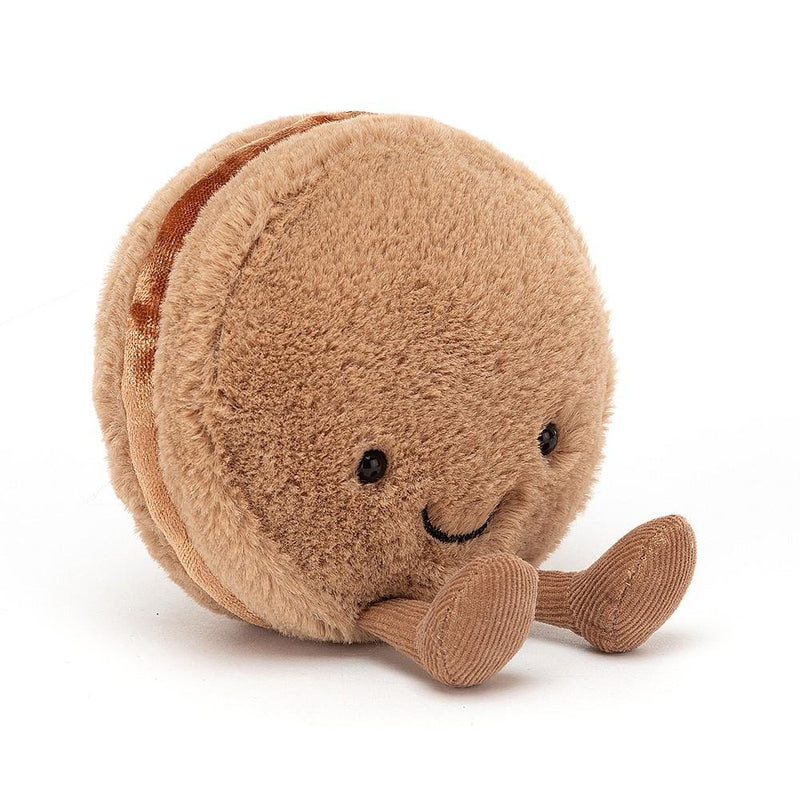 Jellycat collection Amuseable Maracon Chocolate