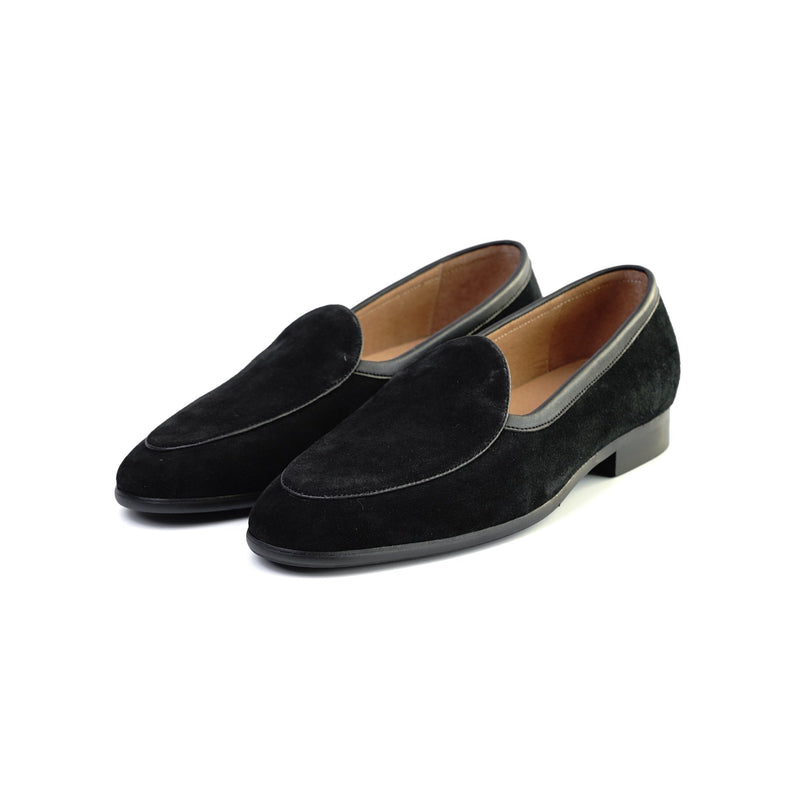 Julietta BELGIAN LOAFER - BLACK