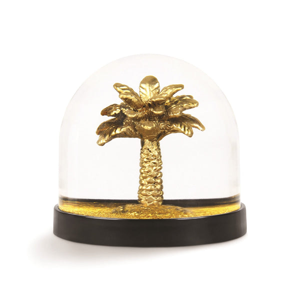 &Klevering Wonderball palm tree gold