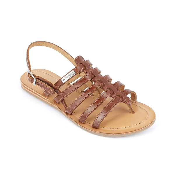 Les Tropeziennes exclusive spring summer collection C07494 HERIPO00 TAN SANDALS