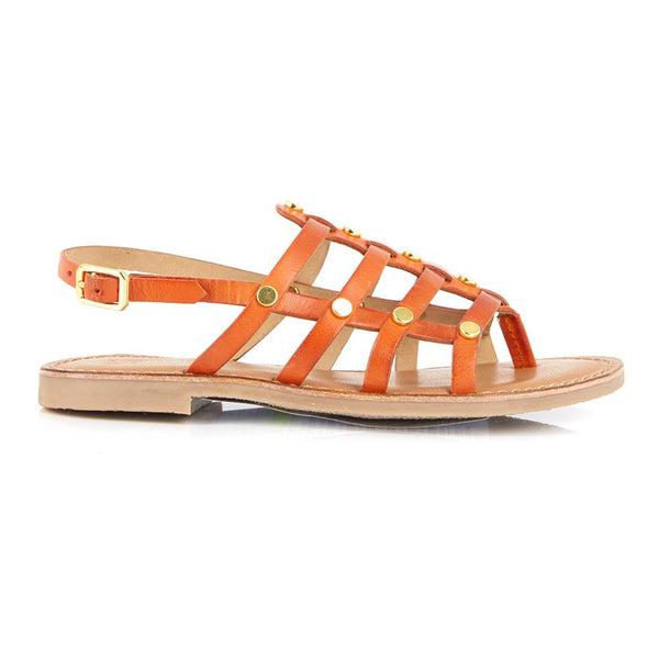 Les Tropeziennes exclusive spring summer collection C 23209 HAKEA ORANGE