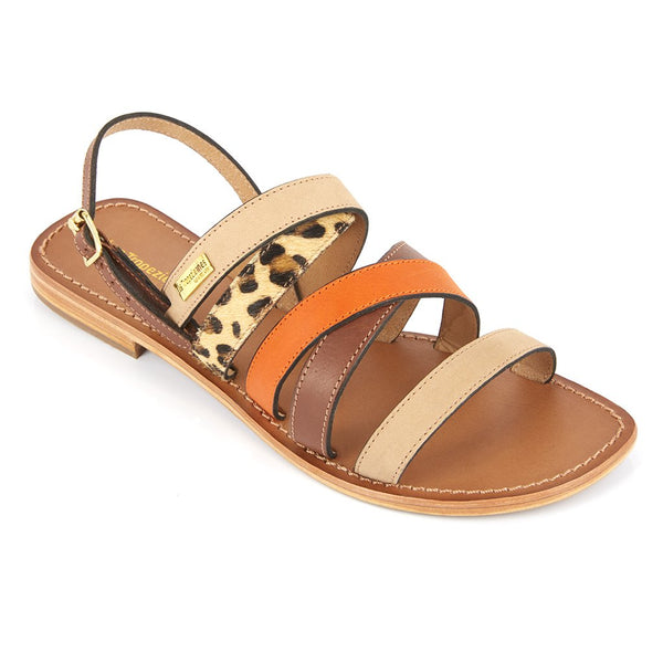 Les Tropeziennes exclusive spring summer collection C 23277 HOP ORANGE/MULTI