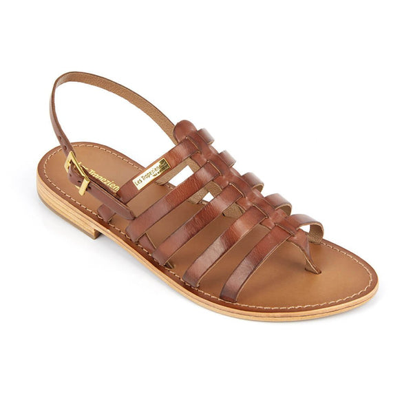 Heriberi sandals - tan