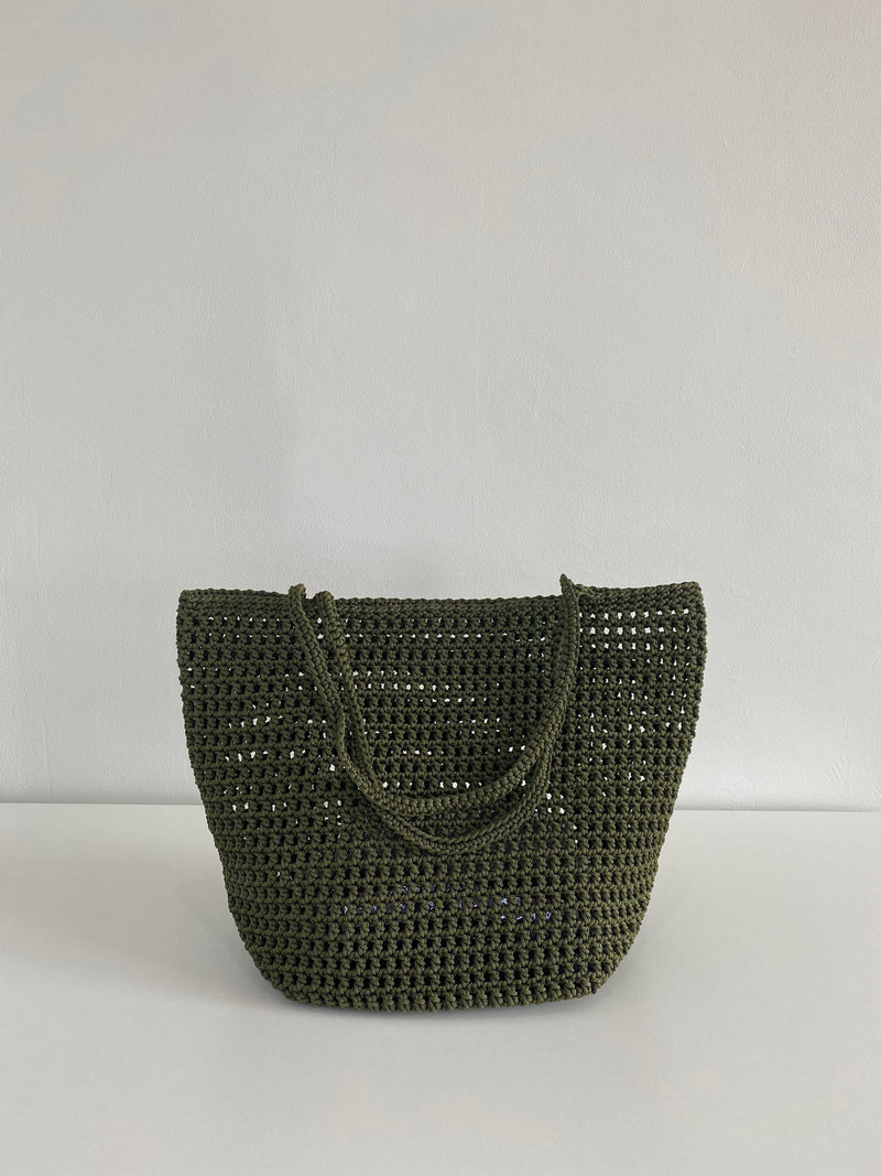Merminty Summer Bag- Khaki