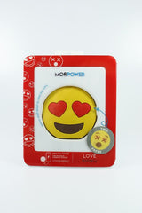 Mojipower Love Double Face  2600 mAh Power Bank