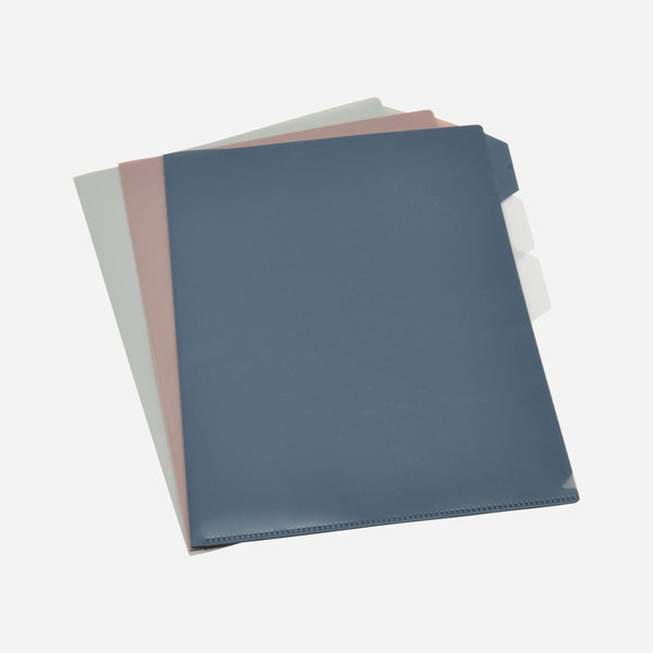 Monograph Set of A4 Combo Document Folders