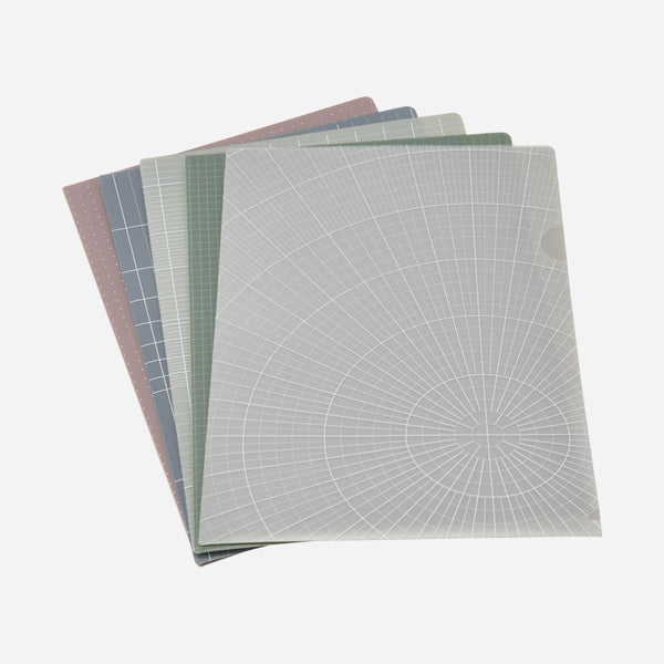 Monograph  Set of A4 Report Covers