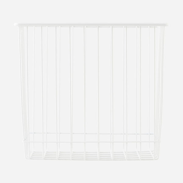 Monograph Stak Basket Tall White