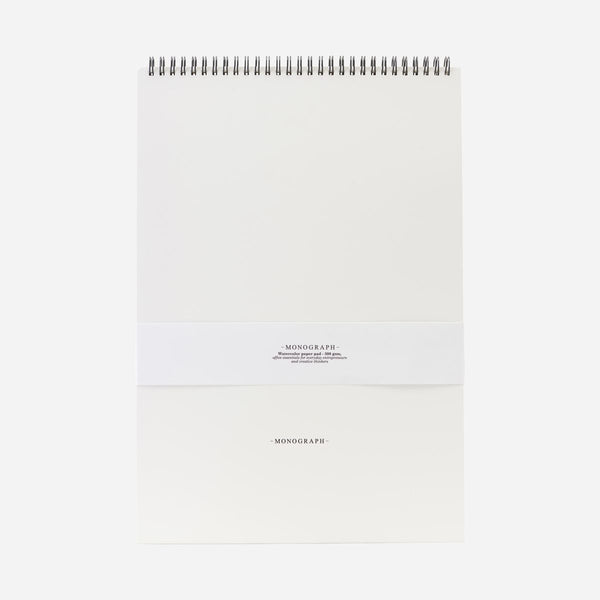 Monograph Watercolors Paper Pad