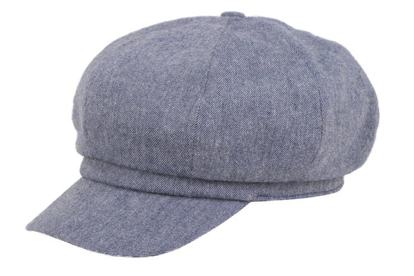 Mossant exclusive collection Chloe Cap -Grey