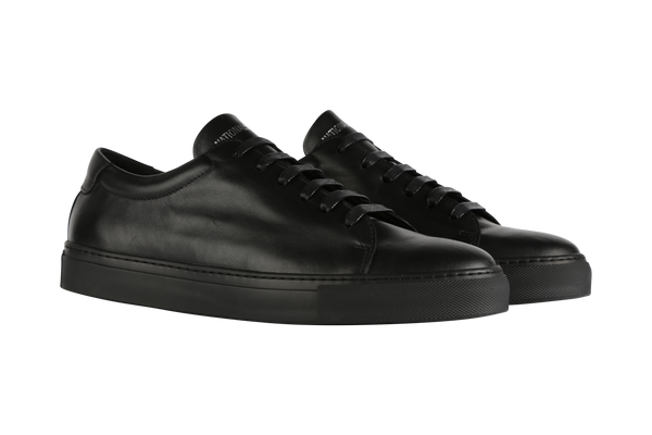 Edition 3 Black monochrome sneakers National Standard exclusive collection