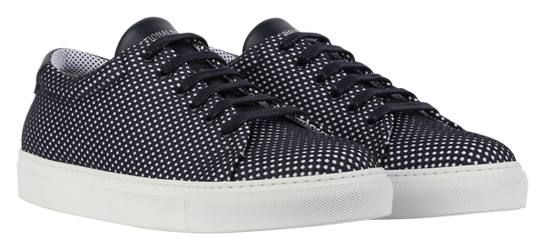 Edition 3 Navy Tech Mesh sneakers National Standard exclusive collection