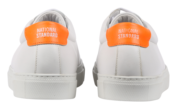 Edition 3 Orange sneakers National Standard exclusive collection