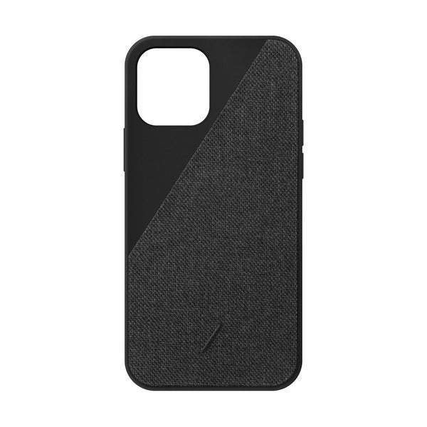 Native Union Clic Canvas iPhone Case Slate