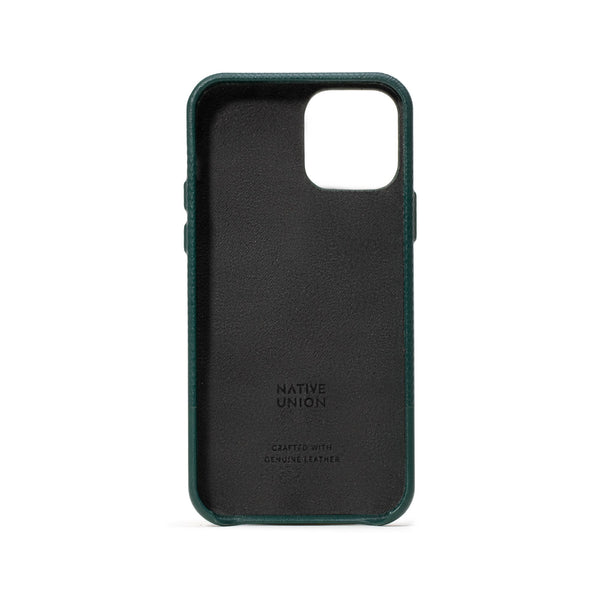 Native Union Clic Heritage iPhone Case Sapin
