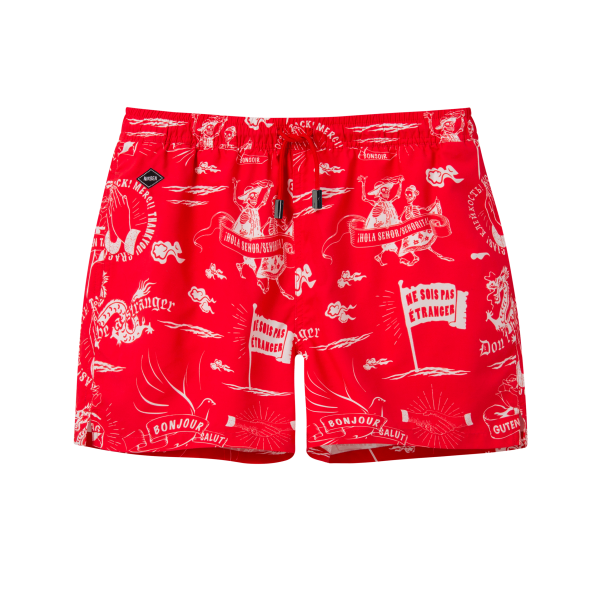 Stranger swim trunks Nikben