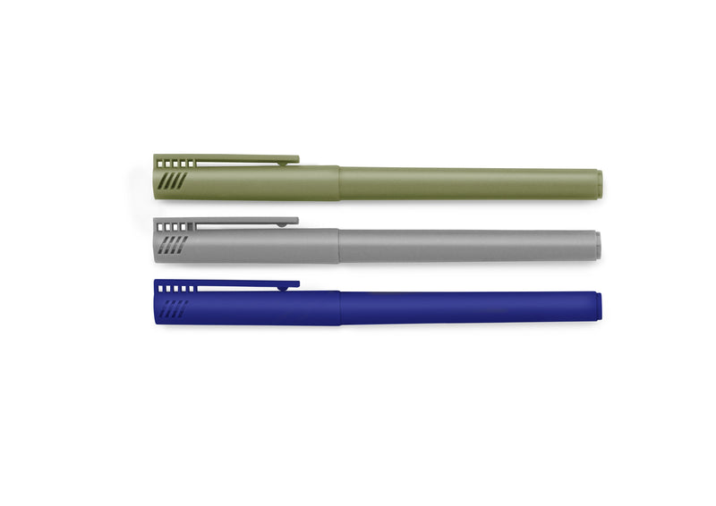 Normann Copenhagen Felt Pen 3 pcs Multi 3