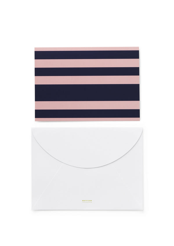 Normann Copenhagen Greeting Card Live A Little