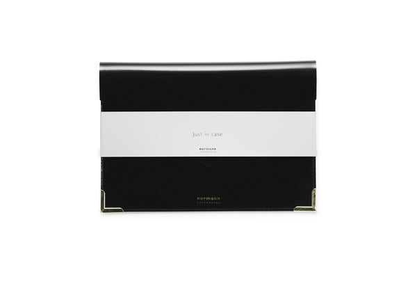 Normann Copenhagen Envelope Folder Small black