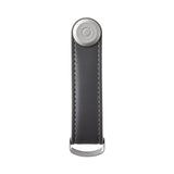 Orbitkey exclusive collection Key Organiser Leather charcoal and grey