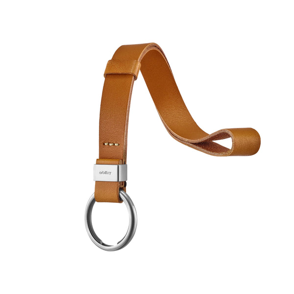 Orbitkey exclusive collection Strap Tan / White