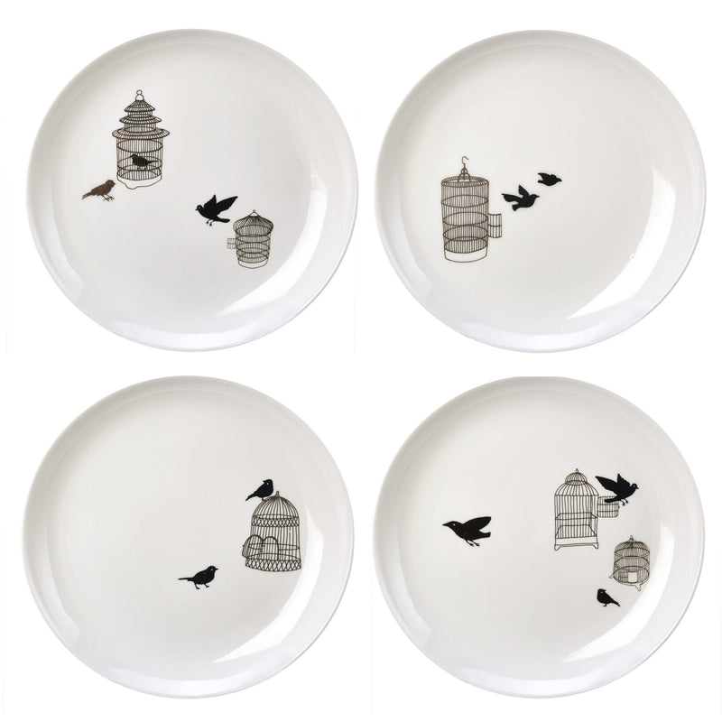 Pols Potten Free Birds Side Plate