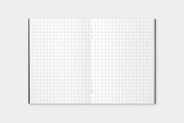 Refill 002 Grid MD Notebook Passport Size