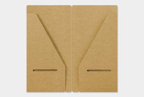 Refill 020 Kraft Paper Folder Regular Size