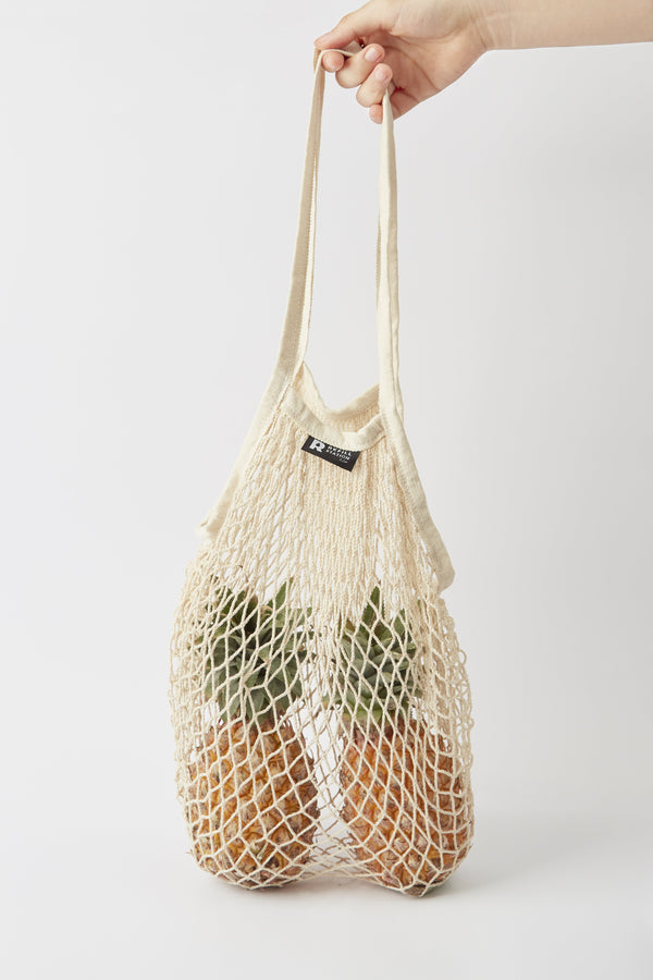 Refill Station Cotton tote net bag