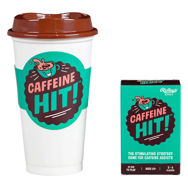 Ridley's Caffeine Hit Card Game