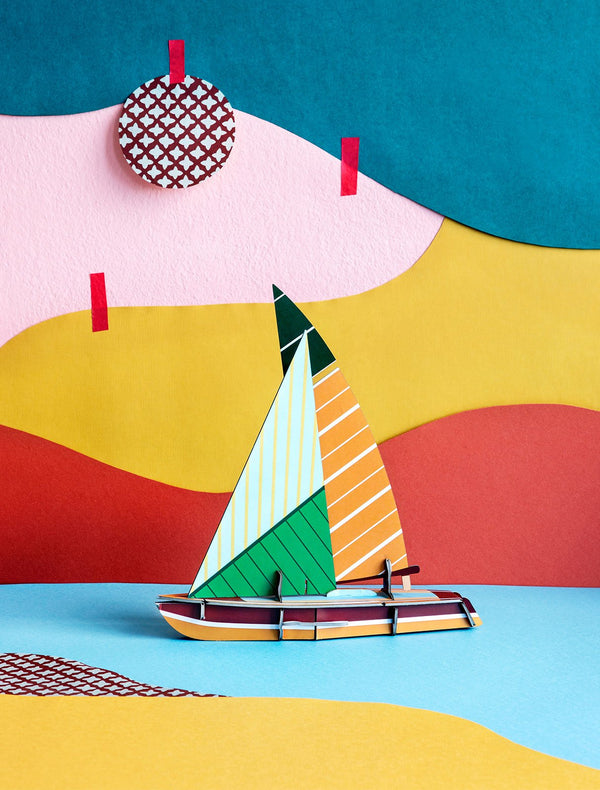Studio Roof Cool Classic - Sailboat