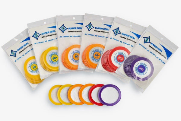Styleseal filter packs
