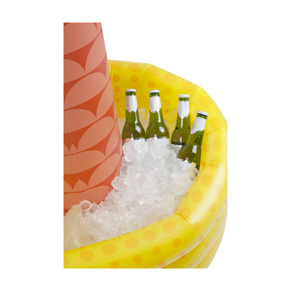 SUNNYLIFE exclusive collection Inflatable Ice Bucket Tropical Island