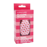 SUNNYLIFE exclusive collection kids silicone watch bff