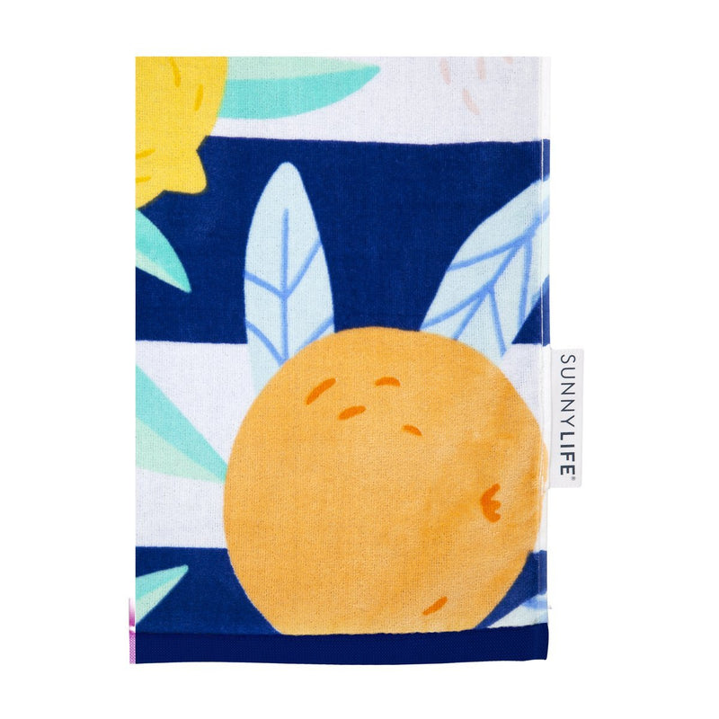 SUNNYLIFE exclusive collection luxe towel dolce vita
