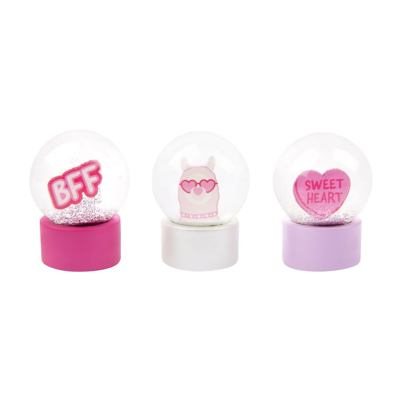 SUNNYLIFE exclusive collection mini globes bff set 3
