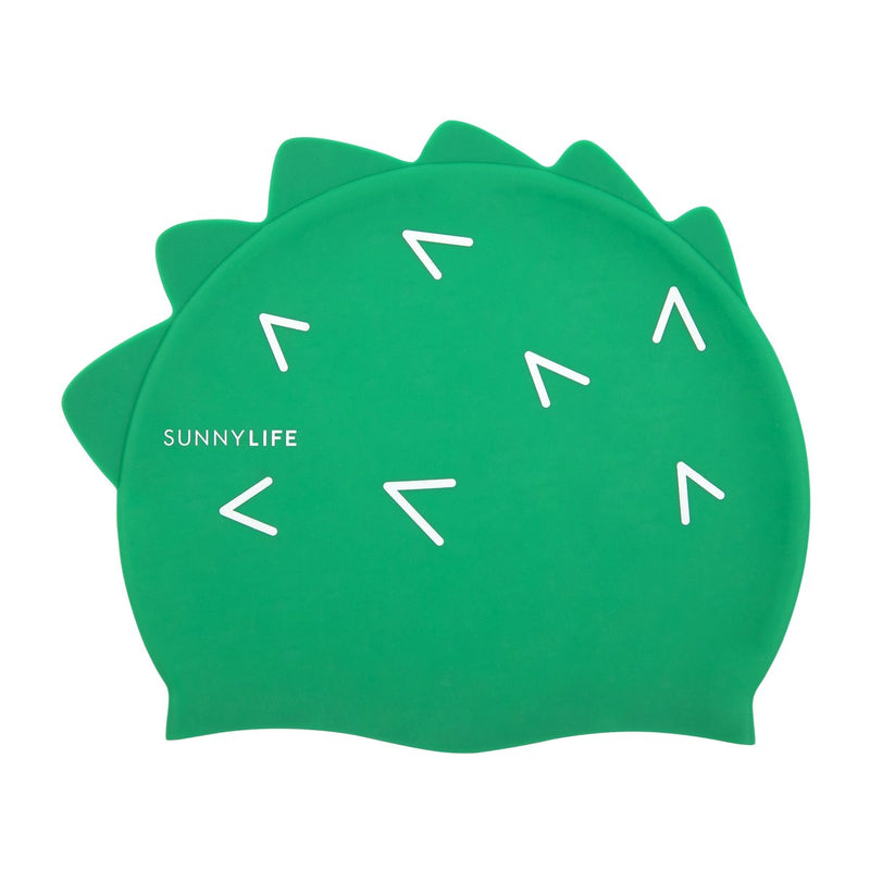 SUNNYLIFE exclusive collection Shaped Swimming Cap 3-9 Croc