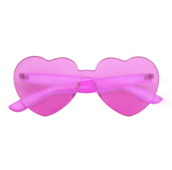 Sunny life exclusive collection Heart Sunnies Pink
