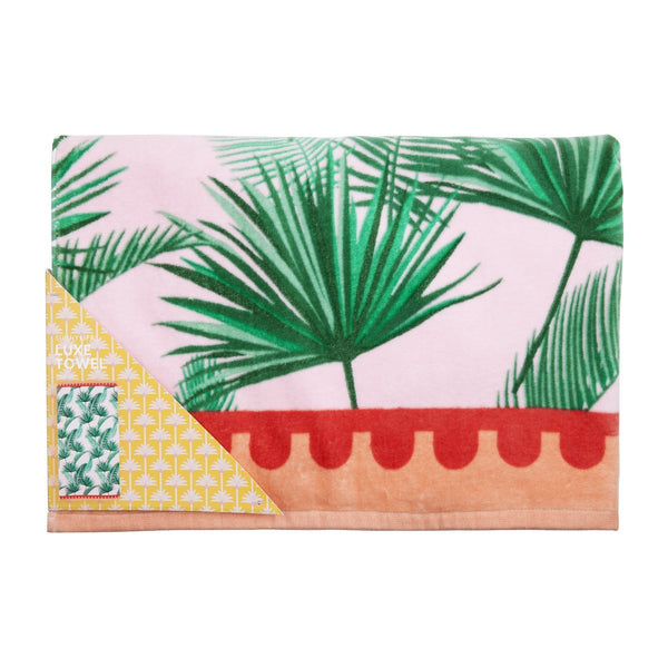 Sunny life exclusive collection luxe towel kasbah